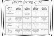 Math Rubrics