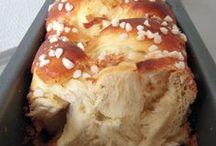 Cuisine : ID pain , brioche et pates