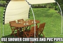 Frugal Outdoor Shade