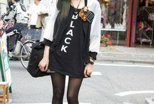Harajuku Fashion / Japan, Harajuku, lolita, baby dolls, gothic, girlie