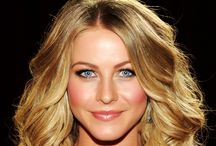 CELEBRITY ● JULIANNE HOUGH