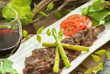 鹿肉のレシピ画像(ヒレ肉) / 鹿ヒレ(フィレ)肉の料理画像をアップしていきます。