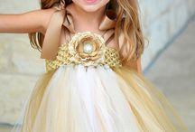 vestidos de niñita