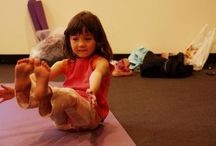 Kids and Yoga / by Skinny Healthy Girl