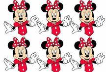 Urodziny tematyczne Myszka Minnie