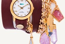 my crystal watch