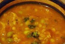 Soup <3, Veggie Stews & Curries /  vegan, plant-based, warming, comfort foods~
