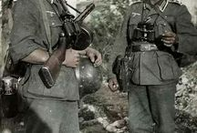 ww2 soldiers from different countries
