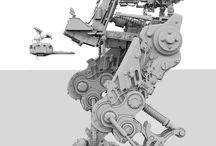 기계 로봇