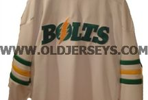 Throwback Lacrosse Replica Jerseys / Here are some cool throwback replica Lacrosse jerseys we offer. All logos, letters and numbers are hand cut and sewn. Do you remember any of these teams?