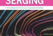 serging