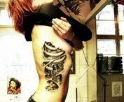 Tatuaże Wojtka