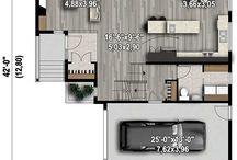 Дом с планировочным решением