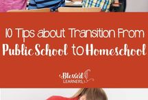 Homeschooling Help for Busy Moms / Busy homeschool moms need helpful ideas to help them with teaching, organizing and more.