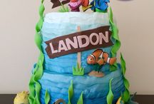 finding Dory cake ideas