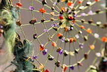 Dream catchers garden ornaments