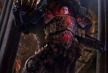 Warhammer 40k : The Horus Heresy