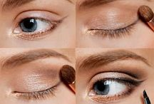 natural eye definition / make up
