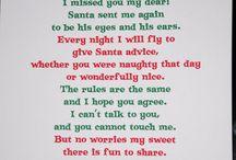 Christmas- Elf on the shelf / by Whitney Schabow