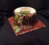 My Wedding Cake Creations / Cakes custom made by fine Art of Cakes for your special day