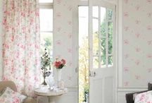 Shabby Chic Decor / Even though the shabby chic interior style has been around for a while, it continues to be a firm favourite for interior projects.