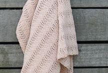 Hækle tæpper