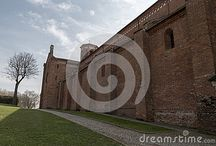Abbazia di Morimondo on Dreamstime / All these photos can be bought full size and with no watermark -  Follow the link