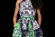 African print vibe
