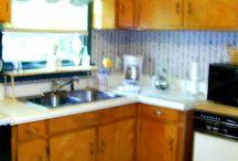 Kitchen remodel / by Nanette Spiegel
