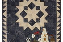 Primitive quilting / by Melissa Carver