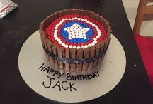Jack's 5th birthday party