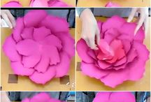 Flowers Pappers Tutorial