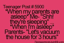 Parents these days!