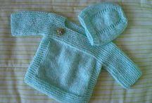 casaquinhos de bebê