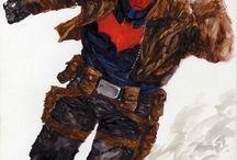 DC/Marvel / personagens em geral