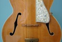 jazz guitar / by Tom Williams