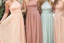 Tärna och näbb klänningar