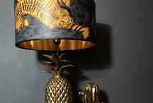 Join The Tribe / Prepare to be inspired as we have curated our latest lampshade collection around some of our most favourite designs and patterns, The TRIBE collection features Striking tigers, Wild Leopards, sumptuous fabrics and decadent black fringing.