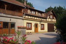 Nothalten - la maison de vacances / Gîte 3 étoiles pour 4 ou 5 personnes sur la route des vins, en Alsace