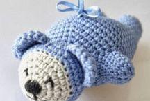 Crochet Amigurumi / Stuffed animals
