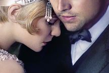 THE GREAT GATSBY: PEARLS, AND 20s. / THE GREAT GATSBY, ROARING 20'S, PEARLS, GLOVES, ITEMS RELATED.