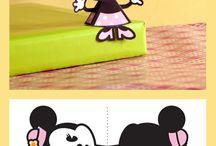 Papertoy & Papercraft