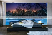 yatak odası duvar kağıtları