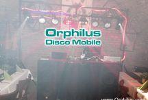 Orphilus Disco Mobile / Bilder und Fotos