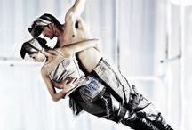 DANCE and LOVE.