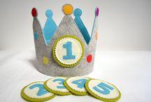 Coroas aniversário