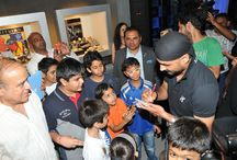 Harbhajan Singh visits Rose: The Watch Bar  / A very special evening with Harbhajan Singh and Hublot at Rose: The Watch Bar