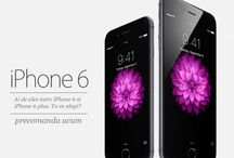 Apple iPhone 6 / The NEW 6th series Apple iPhone 6 - 6 Plus http://www.quickmobile.ro/specials--nou--2.html