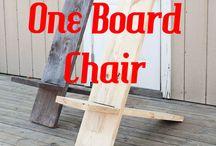 DIY - székek