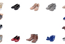 Mariposa / Shoes online store by Nuy Mahadewi